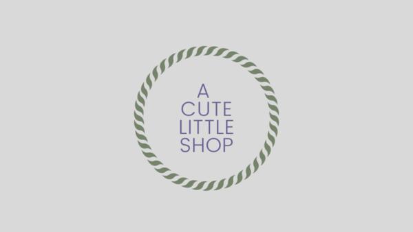 A Cute Little Shop