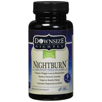 Downsize Nightly NightBurn - 60 Capsules