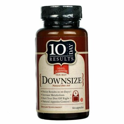 Ten Day Downsize - 60 Capsules