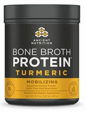 Bone Broth Protein Powder Turmeric 16.2 oz