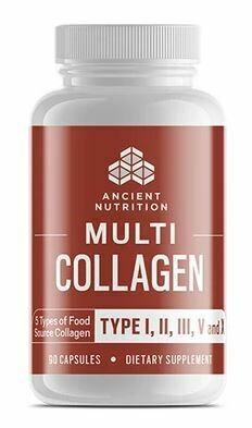 Multi Collagen Complex Capsules - 90 Capsules