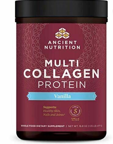 Multi Collagen Protein Powder Vanilla - 16.8 oz