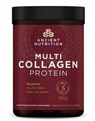 Multi Collagen Protein Powder Unflavored - 16.2 oz