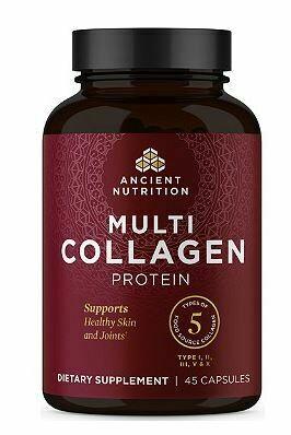 Multi Collagen Protein Capsules - 45 Capsules