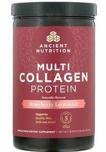 Multi Collagen Protein (ULTA) - Strawberry Lemonade 24 serv