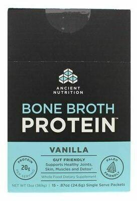 Bone Broth Protein™ Vanilla Single Serving