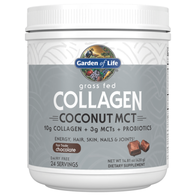 Collagen Coconut MCT Powder Chocolate - 420 g