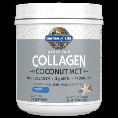Collagen Coconut MCT Powder Vanilla - 408 g
