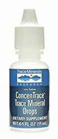 ConcenTrace® Trace Mineral Drops - 0.5 oz