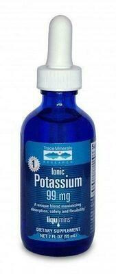 Ionic Potassium 99 mg - 2 oz.