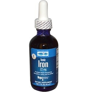 Liquid Ionic Iron - 2 oz