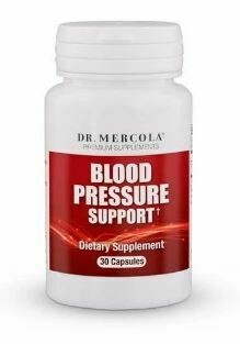 Blood Pressure Support - 30 Capsules