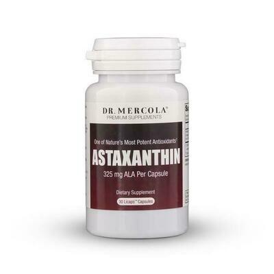 Astaxanthin - 30 Capsules