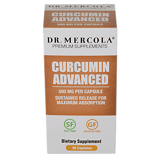 Curcumin Advanced - 30 Capsules