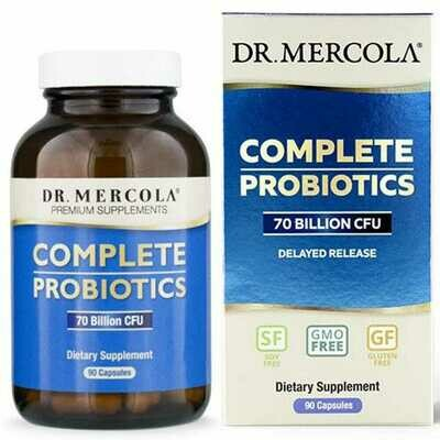 Complete Probiotics 70 Billion CFU - 90 Capsules