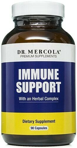 Immune Support Herbal Complex - 30 Capsules