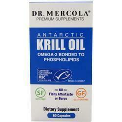 Krill Oil - 60 Capsules