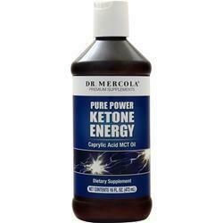 Ketone Energy MCT Oil - 16 oz.