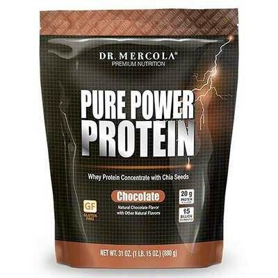 Pure Power Protein Powder Chocolate - 31 oz