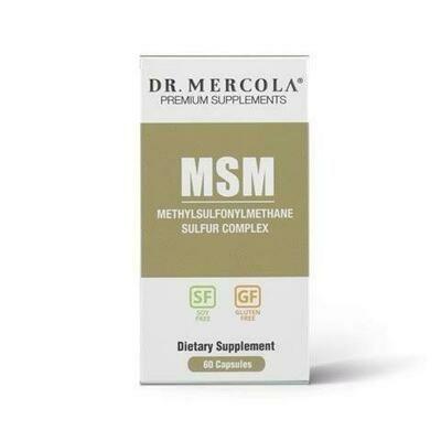 MSM Sulfur Complex - 30 Capsules