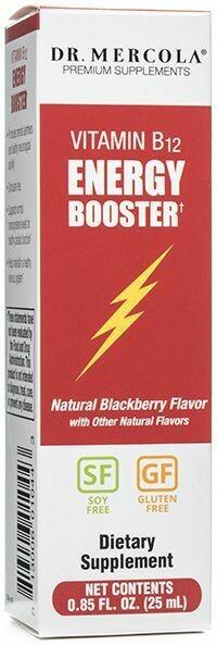 Vitamin B12 Energy Booster Spray
