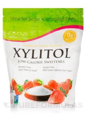 Xyloburst Xylitol Low Calorie Sweetener - 1 lb