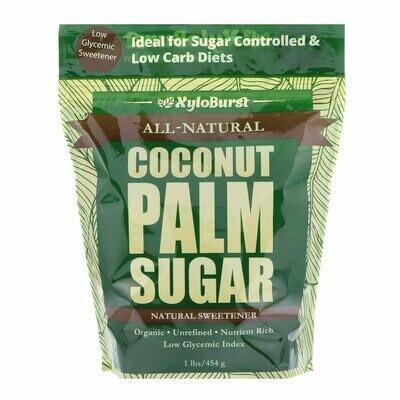 Coconut Palm Sugar - 1 lb