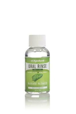 XyloBurst Oral Rinse with Xylitol Fresh Mint - 1.5 oz