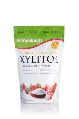 XyloBurst Xylitol Low Calorie Sweetener - 3 lb