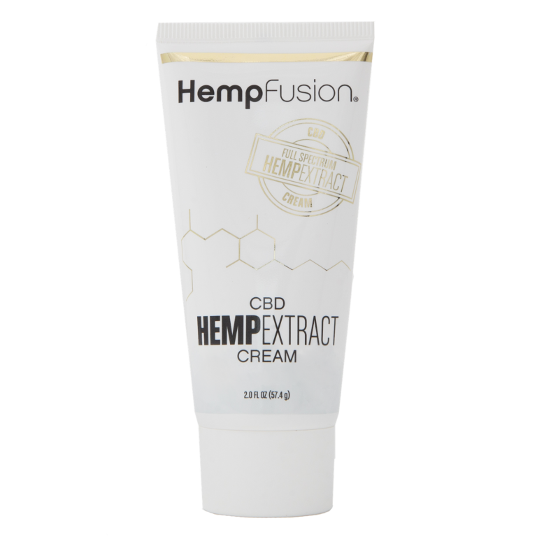 CBD Hemp Extract Cream - 2 oz