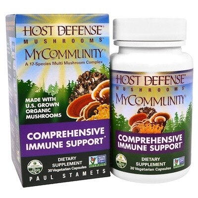 MyCommunity Comprehensive Immune Support - 30 Capsules