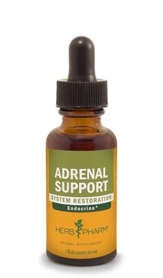 Adrenal Support - 1 oz