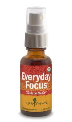 Herbs on the Go Everyday Focus - 1 oz
