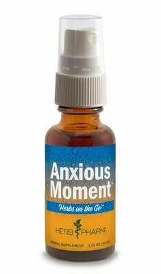 Herbs on the Go Anxious Moment - 1 oz