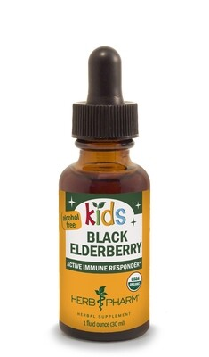 Kids Black Elderberry - 1 oz