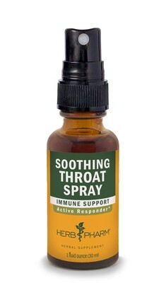 Soothing Throat Spray - 1 oz