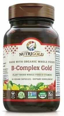 B-Complex Gold - 30 Capsules