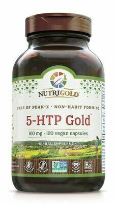 5-HTP Gold  - 120 Capsules