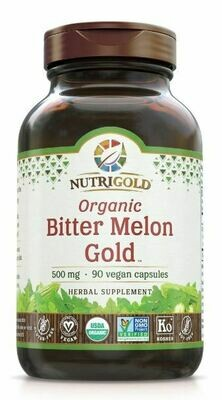 Bitter Melon Gold - 90 Capsules