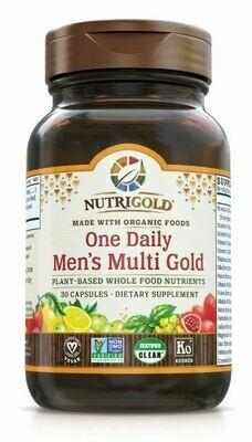 One Daily Men's Multi Gold - 30 Capsules