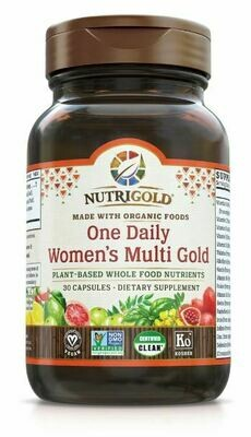 One Daily Women's Multi Gold - 30 Capsules
