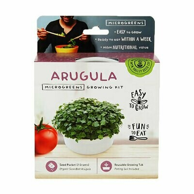 Microgreens Growing Kit Arugula