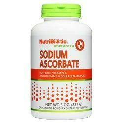 Sodium Ascorbate Buffered Vitamin C - 8 oz