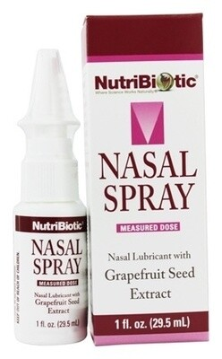 Nasal Spray with Grapefruit Seed Extract - 1 oz