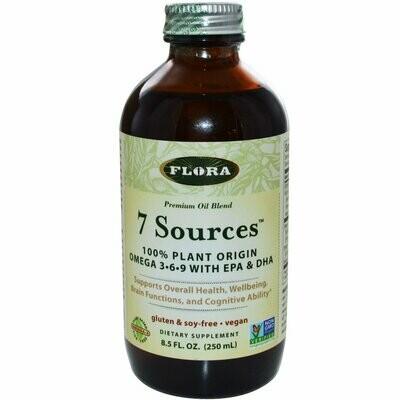7 Sources  - 67886 - 8.5 oz.