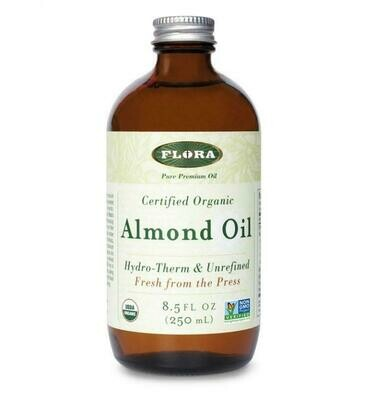 Almond Oil Certified Organic  - 67940 - 8.5 oz.