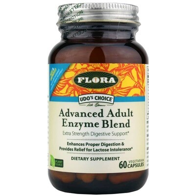 Advanced Adult Enzyme Blend   - 61379 - 60 caps