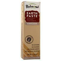 Earthpaste Cinnamon - 4 oz