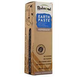 Earthpaste Peppermint - 4 oz