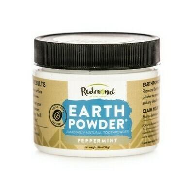 Earthpowder Peppermint - 1.8 oz